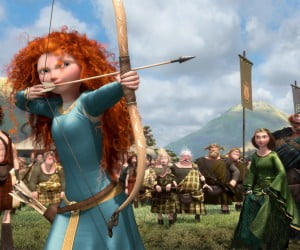 A scene from Brave