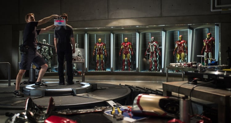 Iron Man 3 begins filming