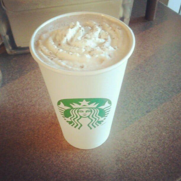 Free Birthday Starbucks ~ Photo my free starbucks birthday coffee the gate
