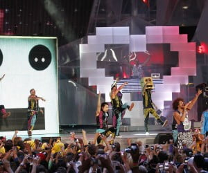 LMFAO at the 2012 MMVAs