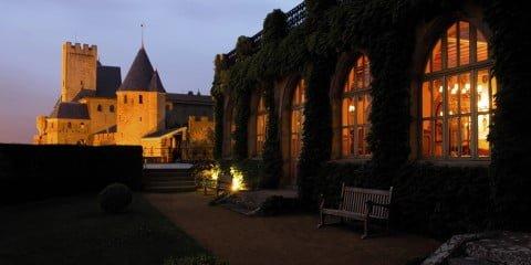 Hôtel de la Cité garden