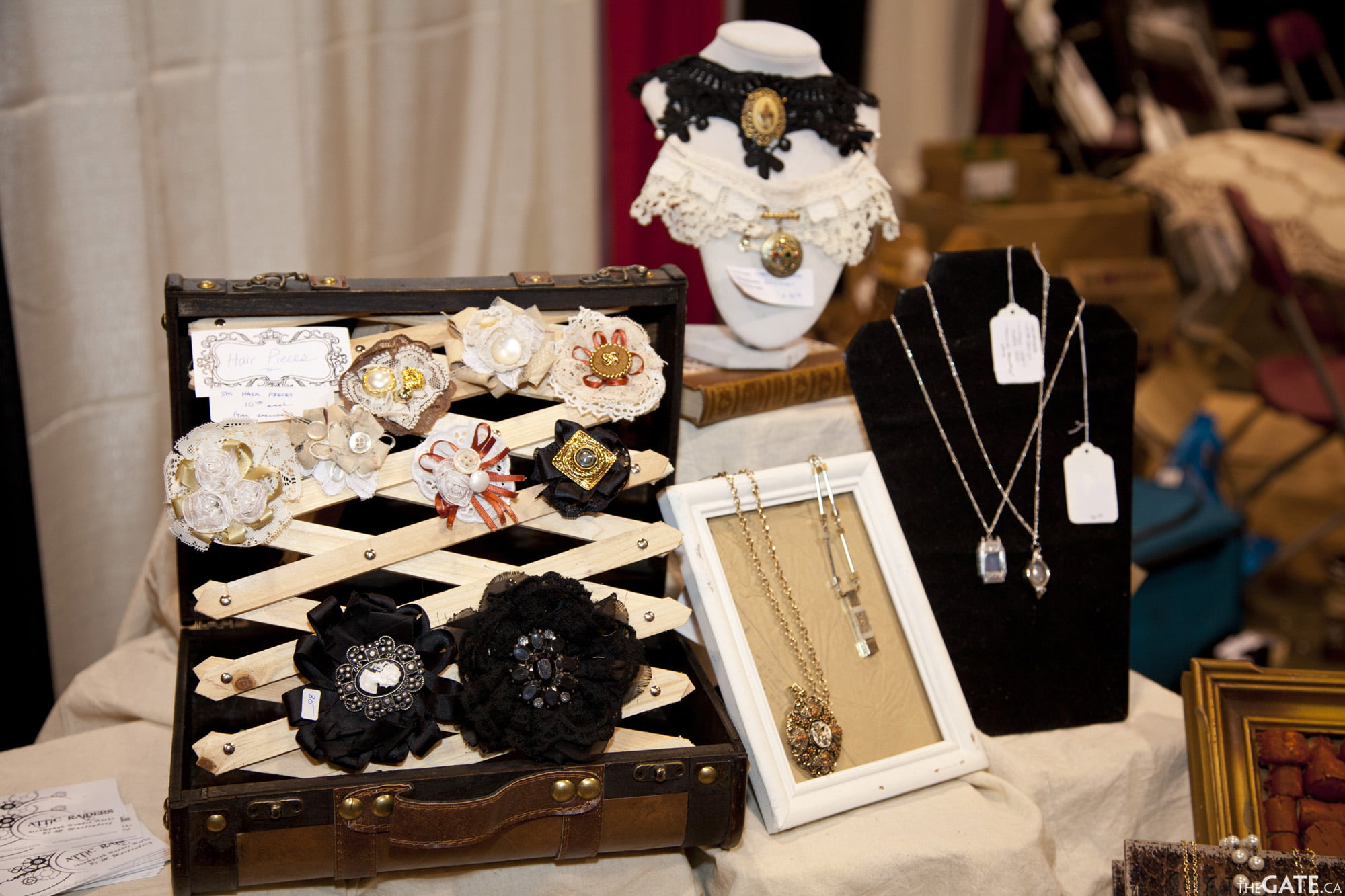 Attic Raiders accessories
