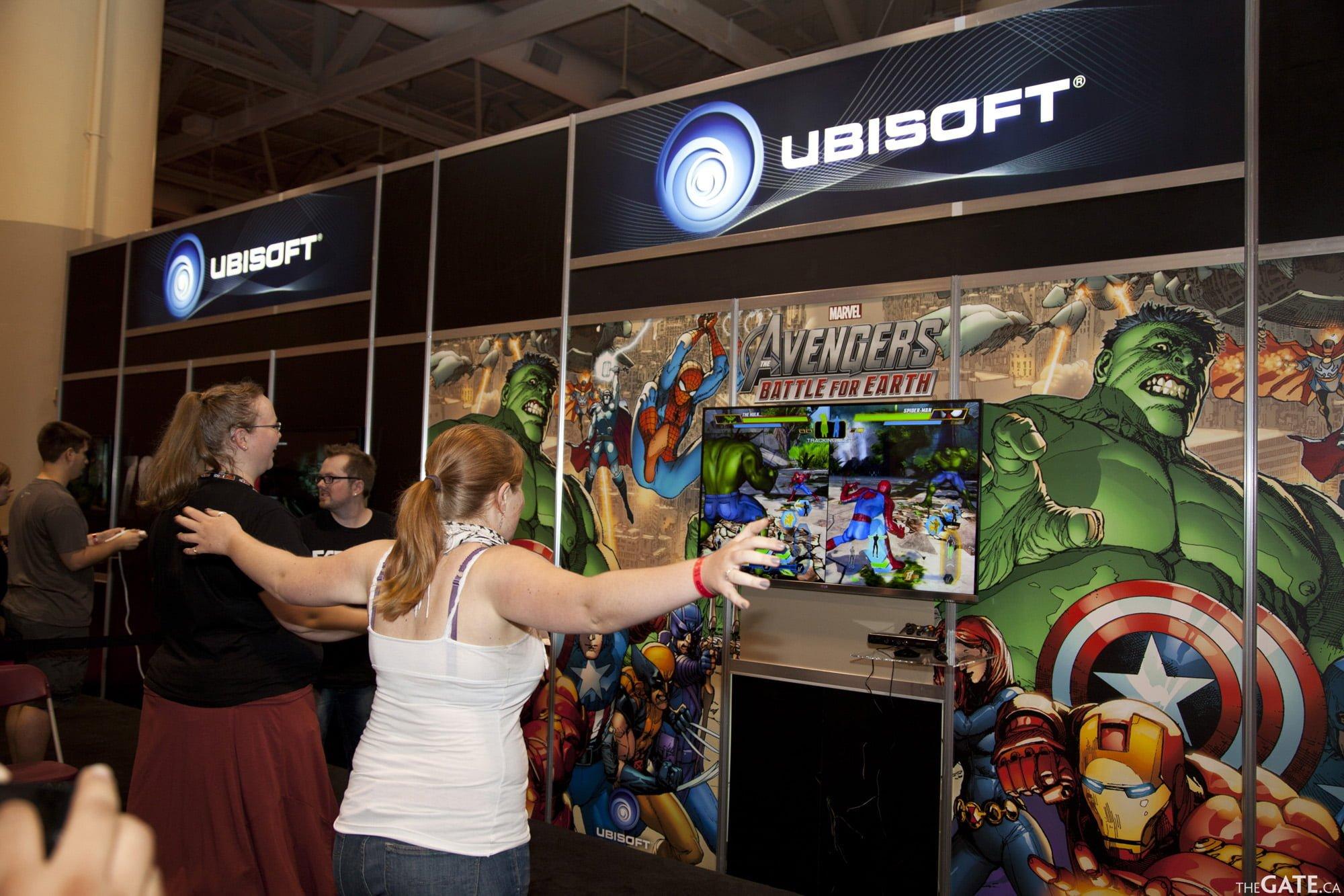 Ubisoft's Avenger's Battle For Earth