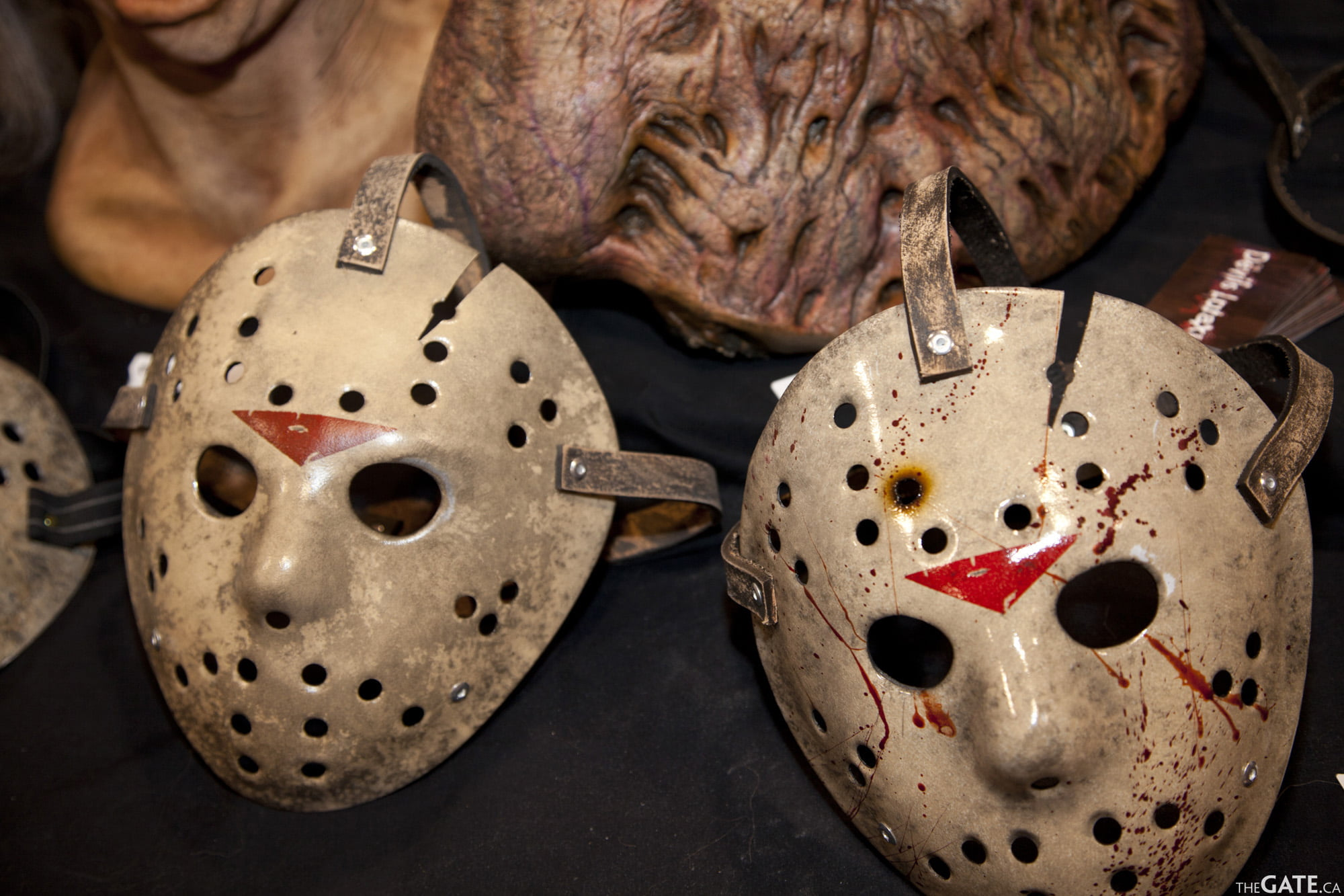 Masks by The Devil's Latex