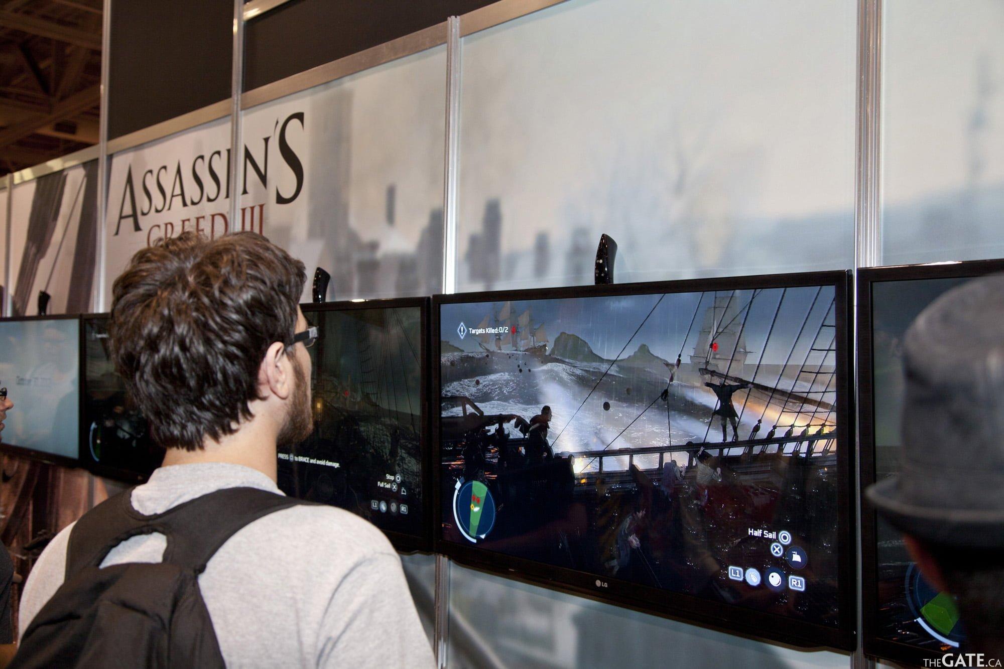 Assassin's Creed III demo
