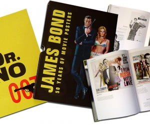 James Bond - 50 Years of Movie Posters