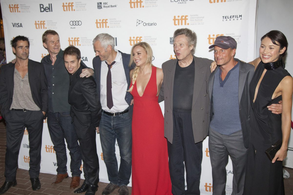 Cast of Seven Psychopaths