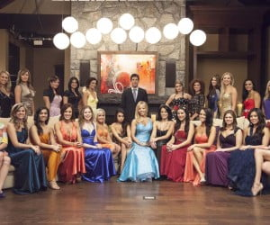 Canadian Bachelor Brad Smith and the Bachelorettes