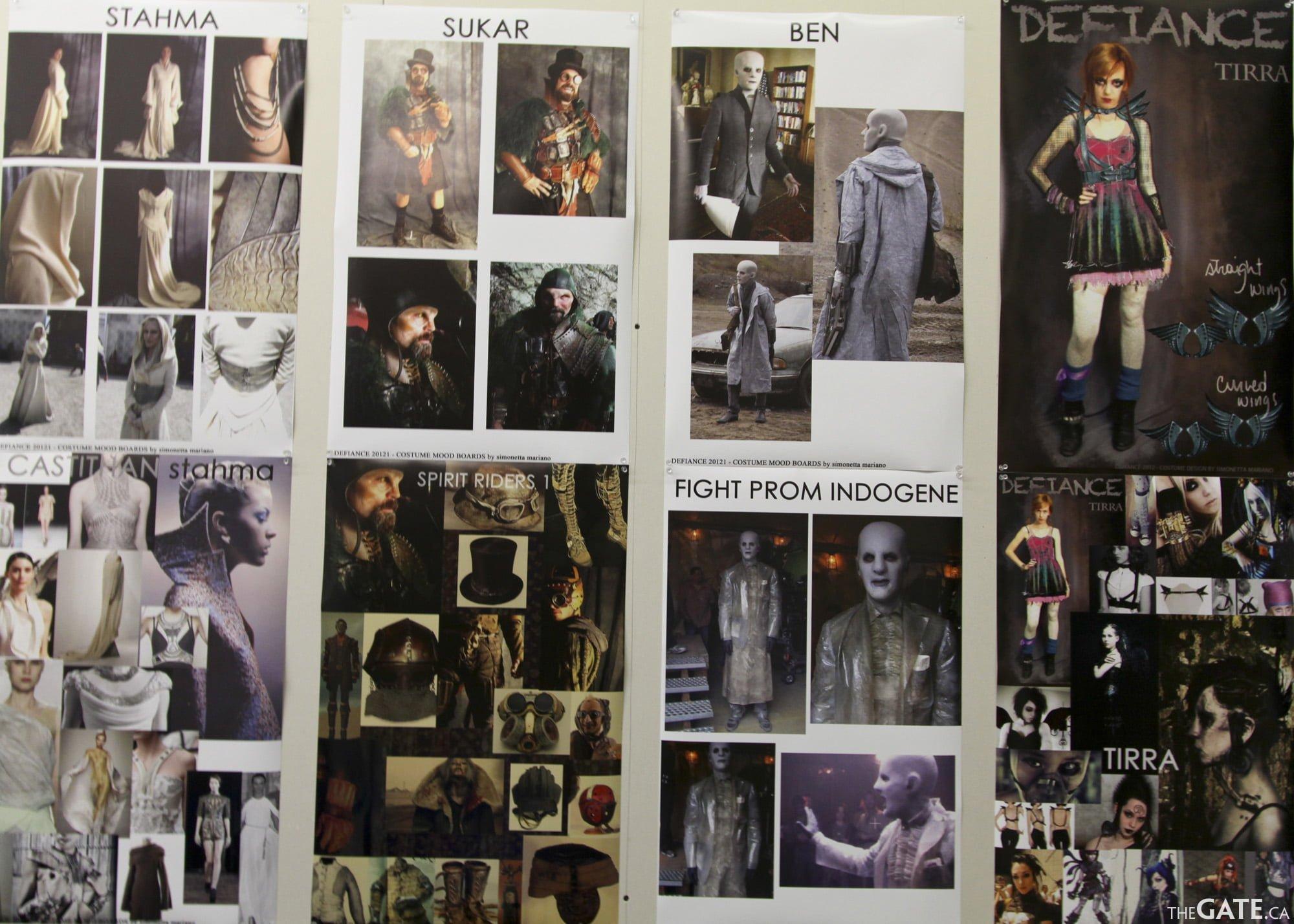 Costume test images - Ben, Tirra