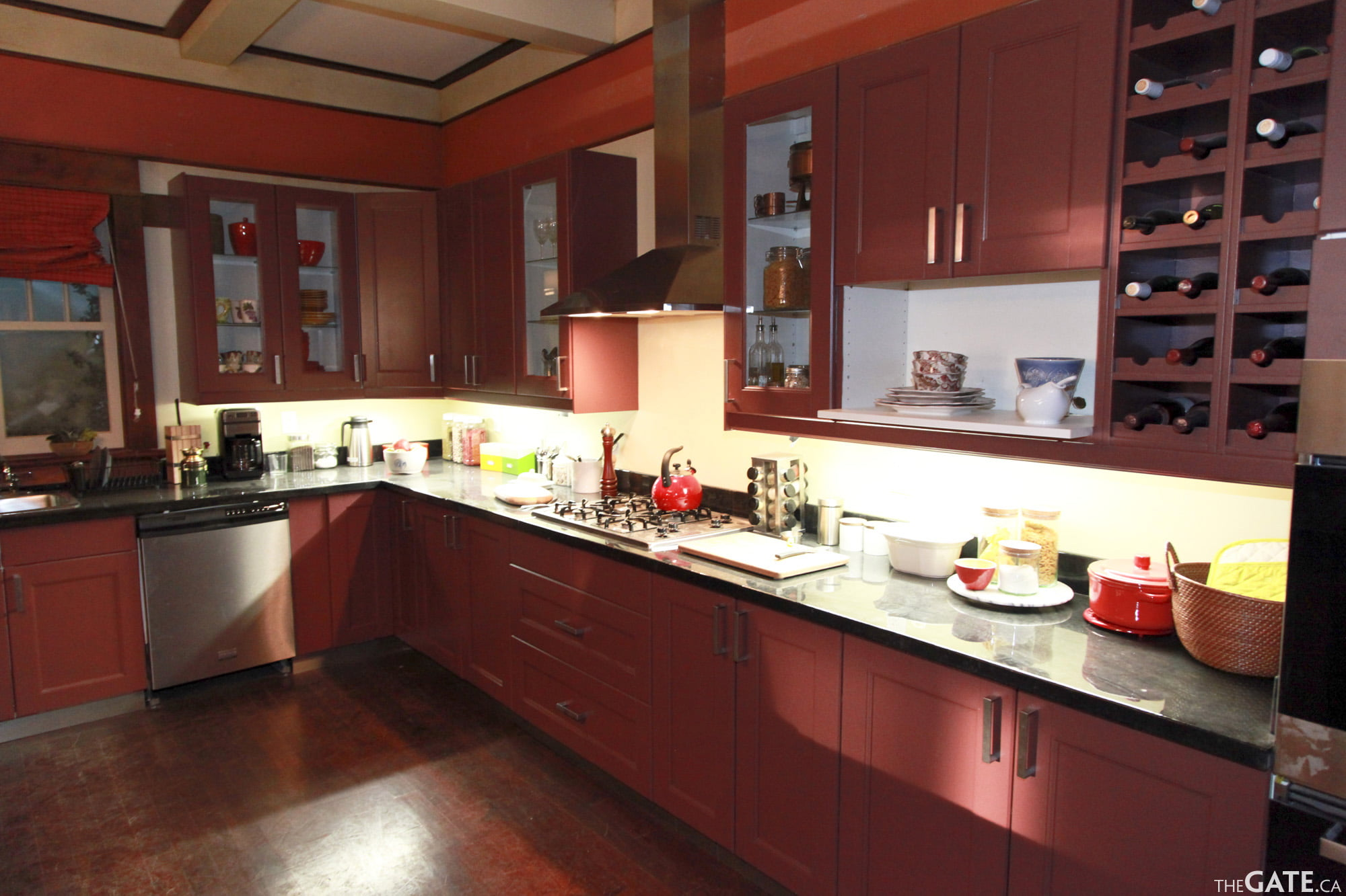 Rafe McCawley's kitchen