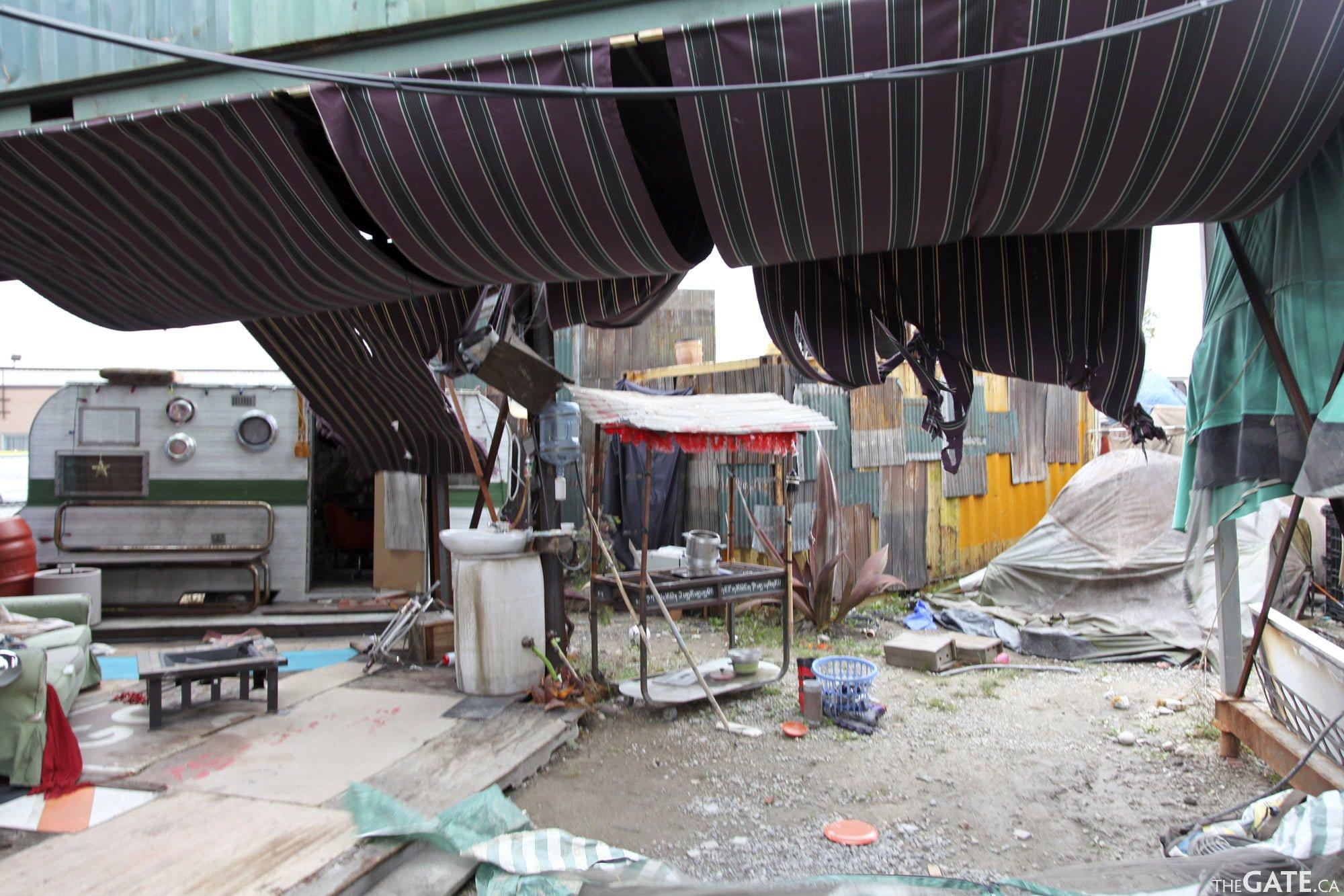 Slums of Defiance