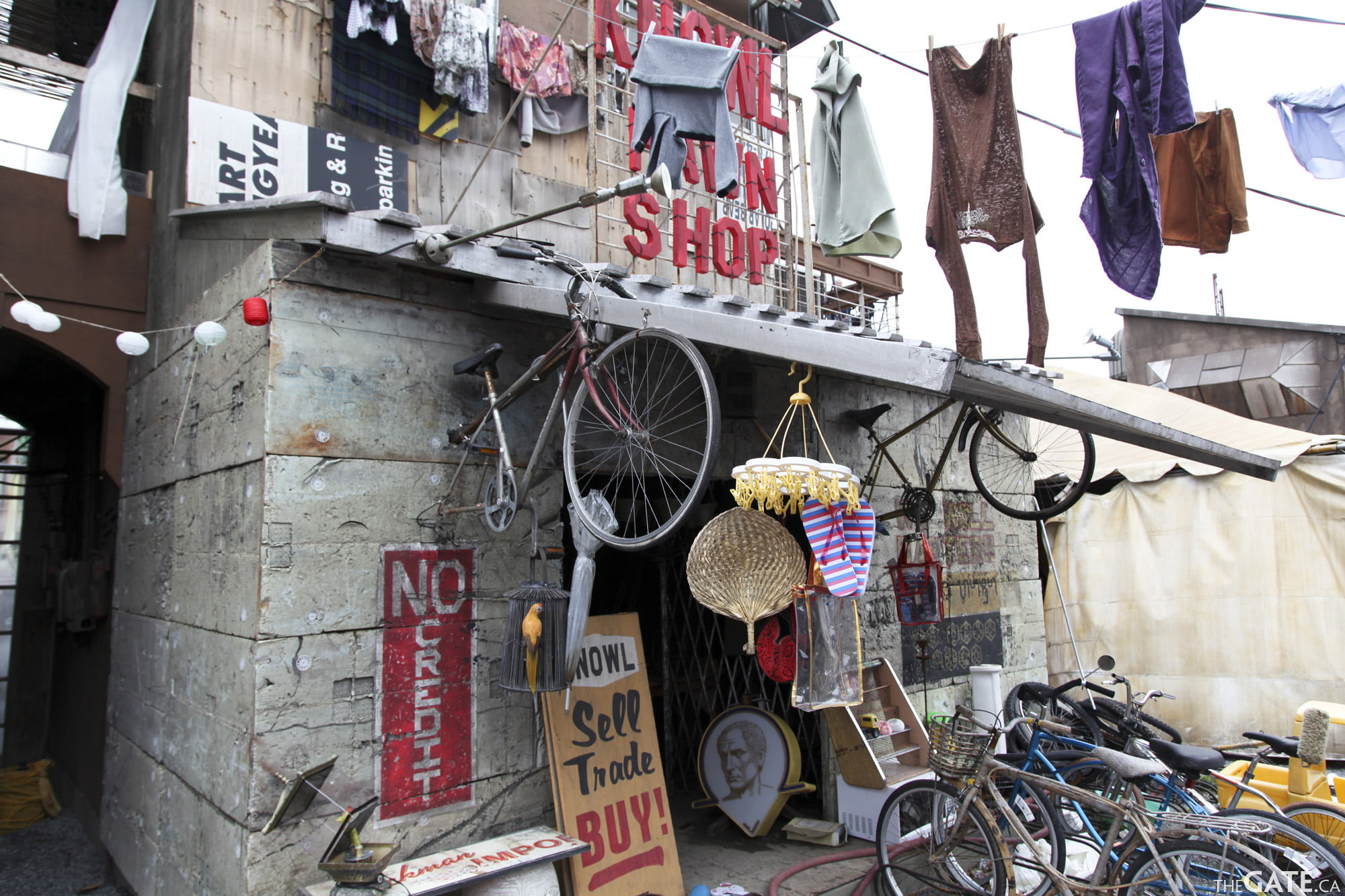 Defiance junk shop