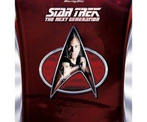 Star Trek The Next Generation season 1 on Blu-ray