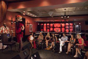 The Bachelorettes learn burlesque