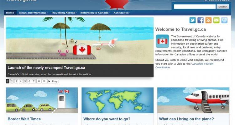 Travel GC Ca