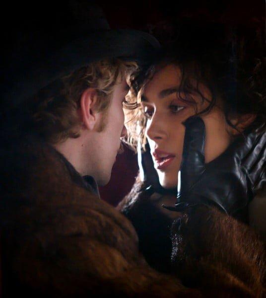 Aaron Taylor-Johnson and Keira Knightley