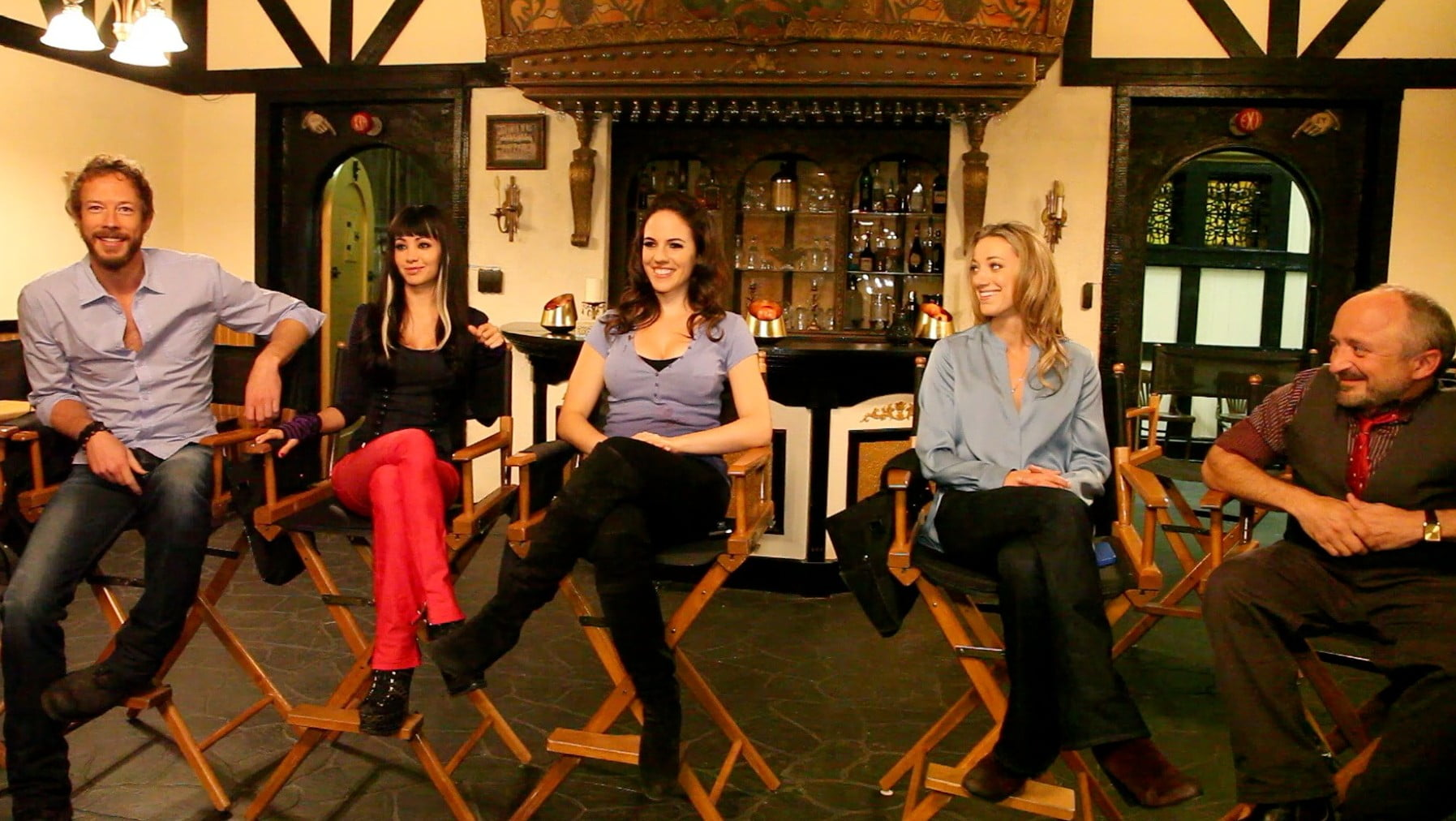 Lost Girl cast, season three