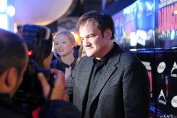Quentin Tarantino in Toronto