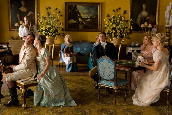 Cast of Austenland