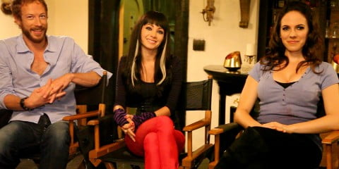 Lost Girl Season 3 interview