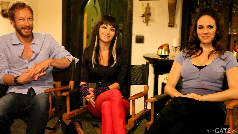 Lost Girl Season 3 interview