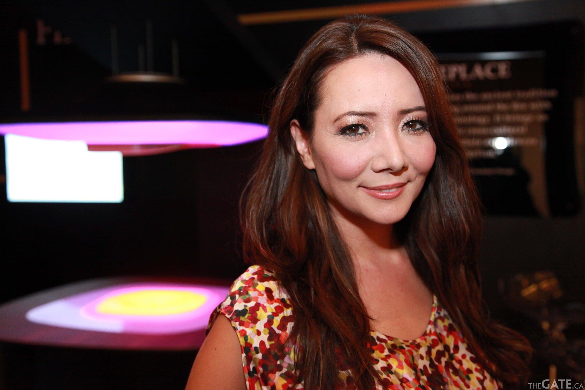 Daily Planet host Ziya Tong