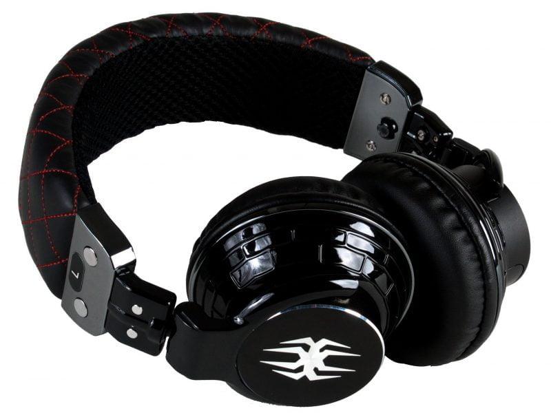 Spider PowerForce headphones