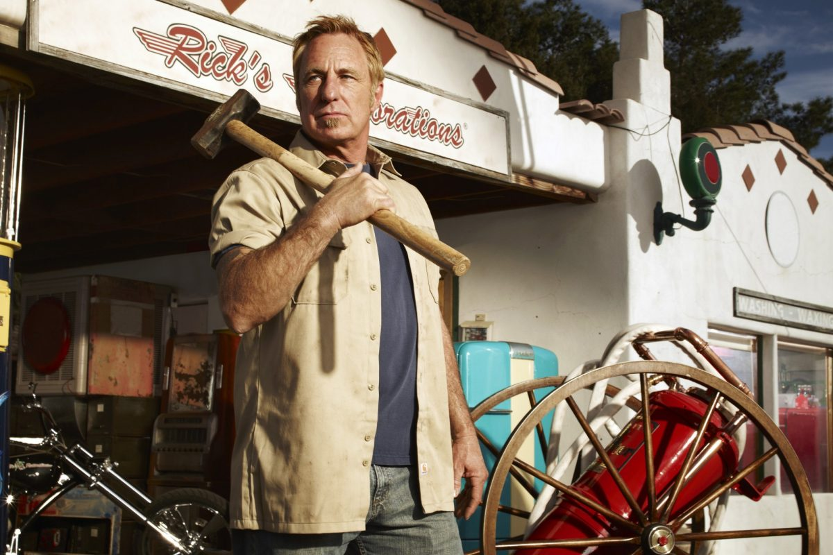 Rick Dale on American Restoration
