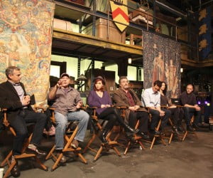 Cast of Warehouse 13