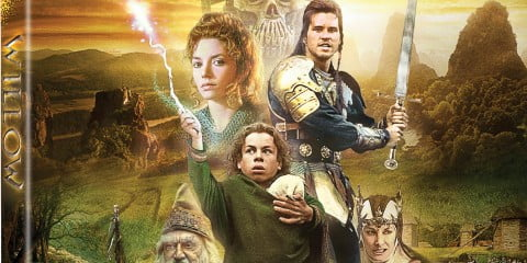 Willow on Blu-ray