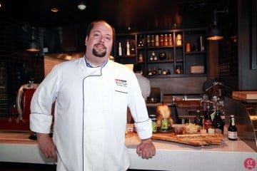 Bier Markt Chef Michael Cipollo