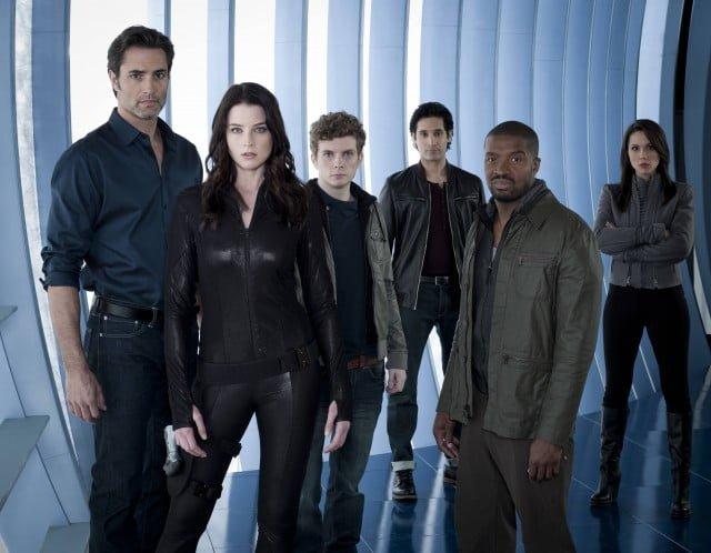 Cast of Continuum season 2