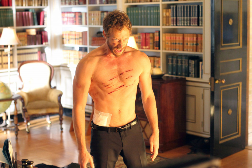 Kris Holden-Ried as Dyson