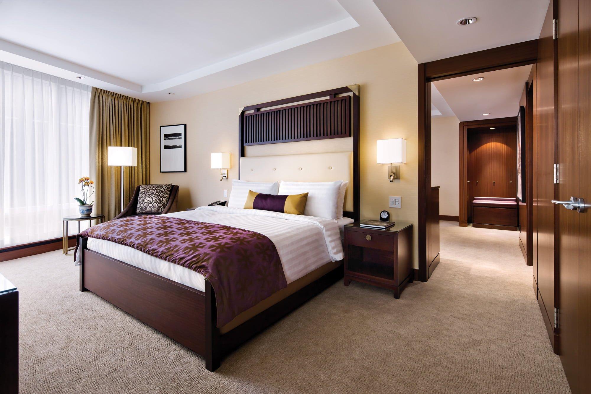 Zhang Huan Suite - Bedroom