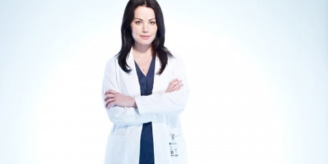 Erica Durance in Saving Hope
