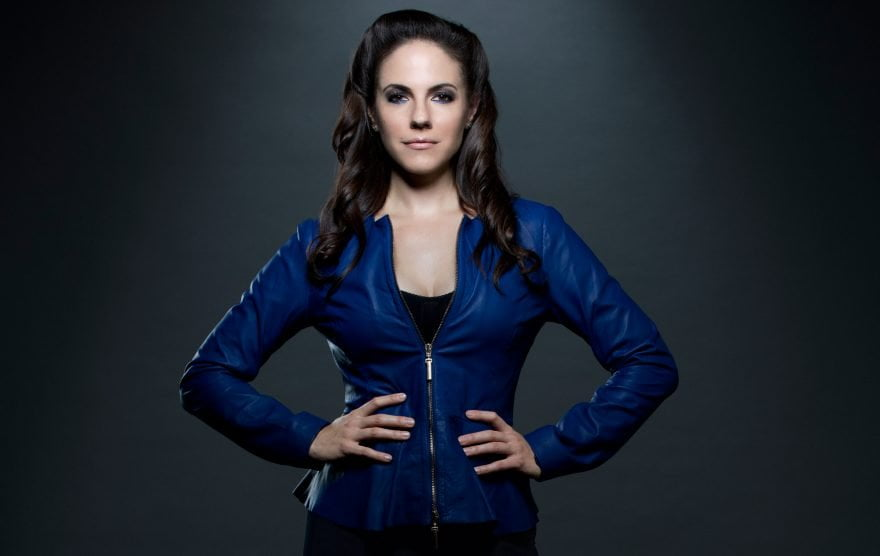 Anna Silk - Lost Girl Season 4