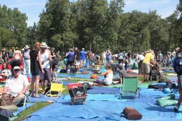 Calgary Folk Music festival
