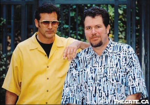 Bruce Campbell and Don Coscarelli