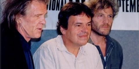 Nick Nolte, Neil Jordan & Tcheky Karyo