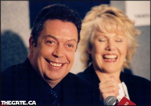 Tim Curry & Lynn Redgrave
