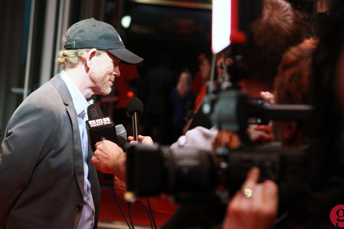 Ron Howard at TIFF