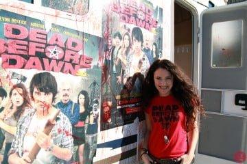 April Mullen for Dead Before Dawn 3D