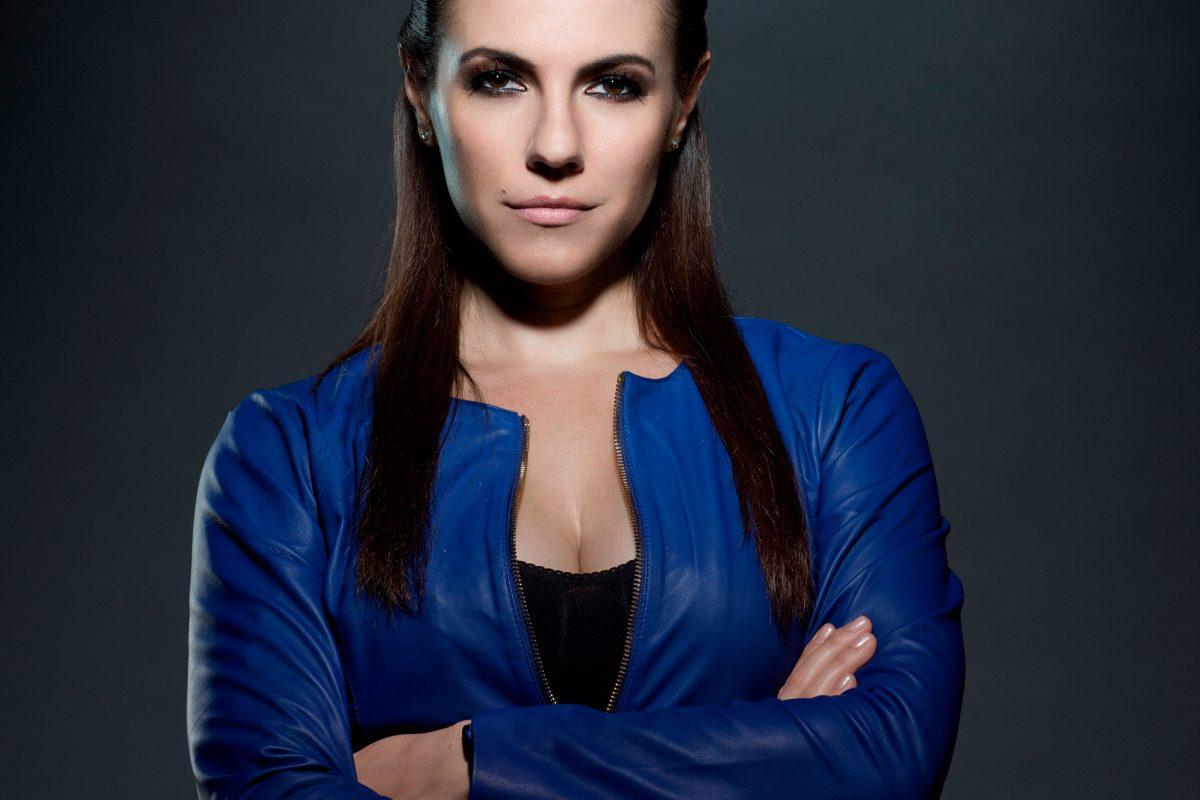 Anna Silk from Lost Girl Season4