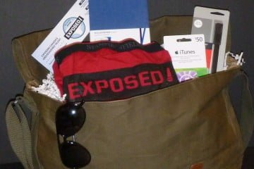 Stanfield's Exposed! Prize Pack