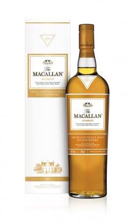 The MacAllan Amber Bottle