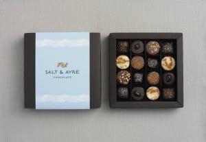 Harbor Sweets: Salt & Ayre Chocolates