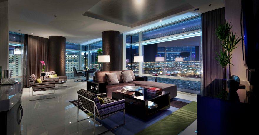 ARIA One Bedroom Corner Sky Suite
