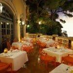 Bellagio's Picasso Restaurant Patio