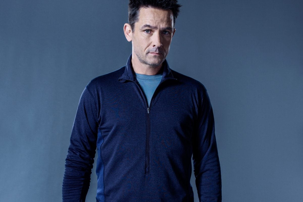 Billy Campbell in Helix