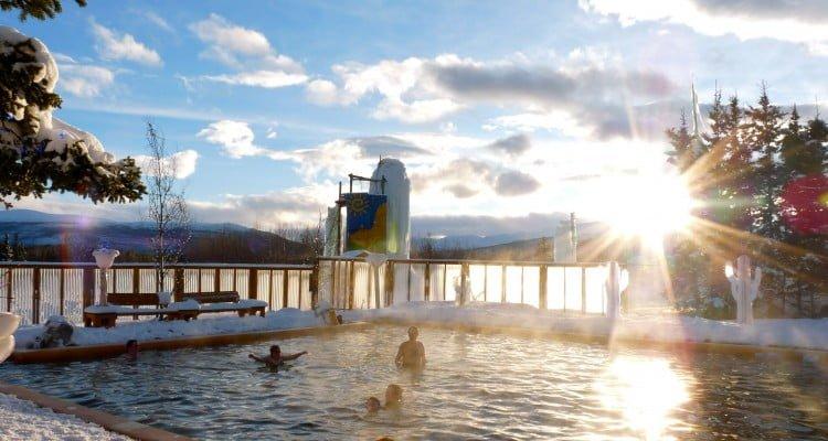 Takhini Hotsprings, Yukon